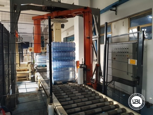 Used Complete PET Line for Water 15000 bph - 26
