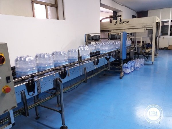 Used Complete PET Line for Water 15000 bph - 7