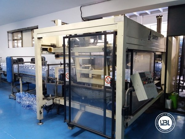 Used Complete PET Line for Water 15000 bph - 19