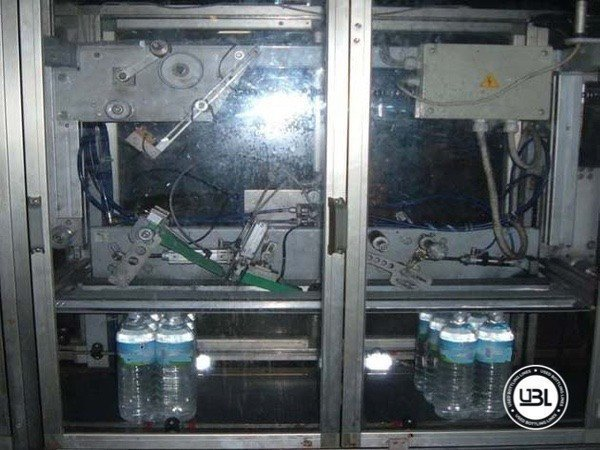Used Complete PET Line for Water 16500 bph - 12