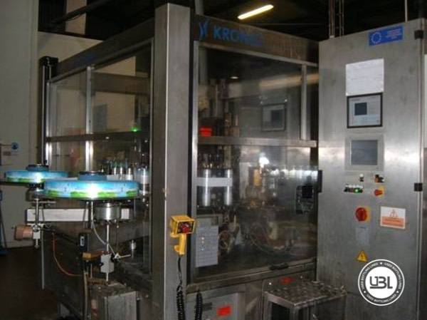 Used Complete PET Line for Water 16500 bph - 3