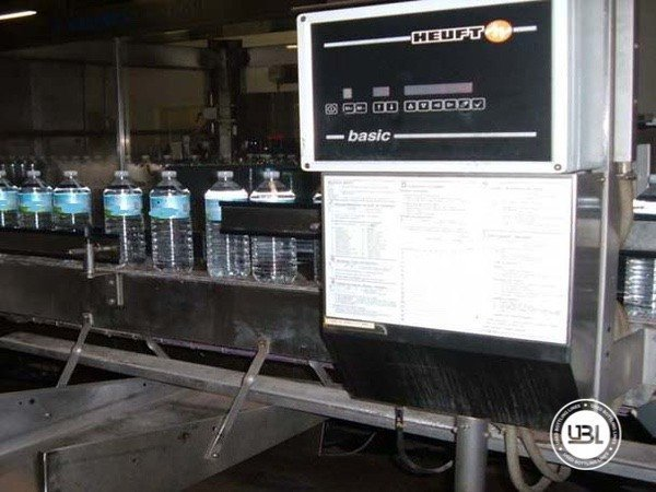 Used Complete PET Line for Water 16500 bph - 6