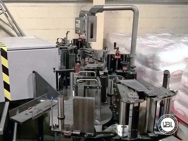Linha completa de Vidro, PET para Destilados - 18