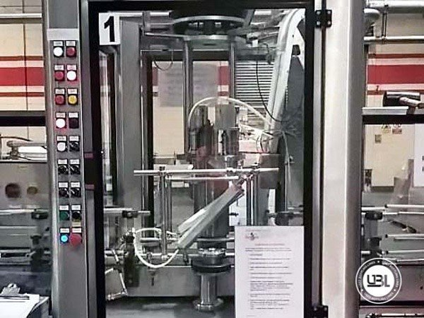 Used Complete Glass, PET Line for Spirits 15000 bph - 2