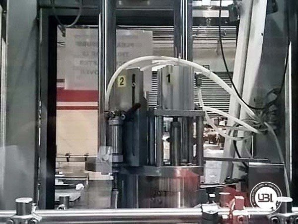 Used Complete Glass, PET Line for Spirits 15000 bph - 3