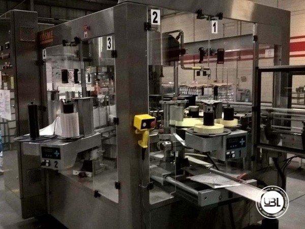 Linha completa de Vidro, PET para Destilados - 5