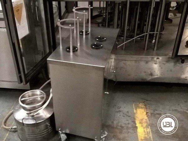 Linha completa de Vidro, PET para Destilados - 6