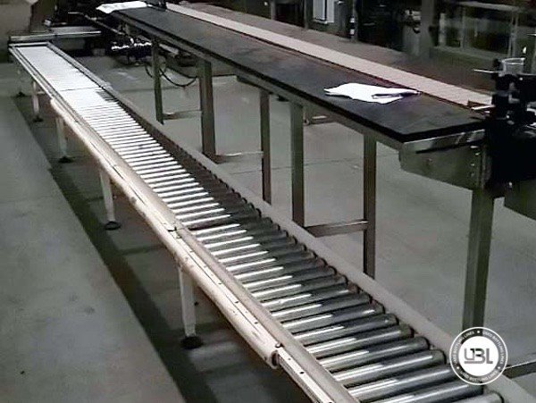Used Complete Glass, PET Line for Spirits 15000 bph - 8