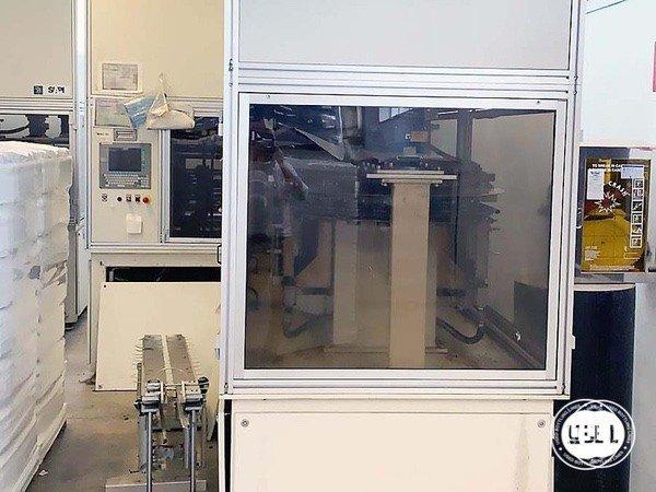 Used Blow Molding Machine SIAPI SOFF. EA. 30.110.6 - 10
