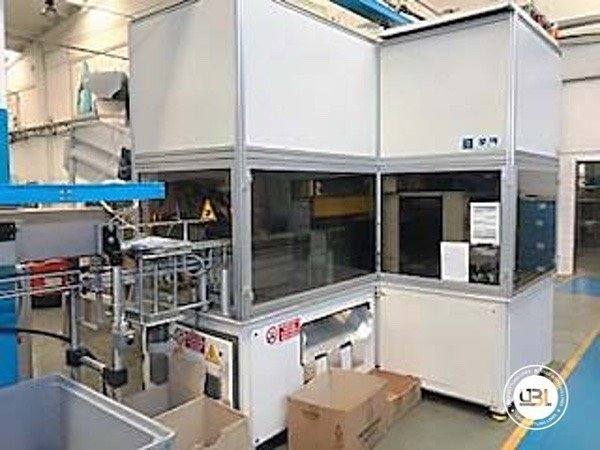 Used Blow Molding Machine SIAPI SOFF. EA. 30.110.6 - 11