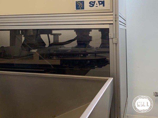 Used Blow Molding Machine SIAPI SOFF. EA. 30.110.6 - 7