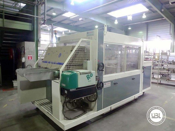Case Erector – DS SMITH PACKAGING ECO 620 – 12000 bph