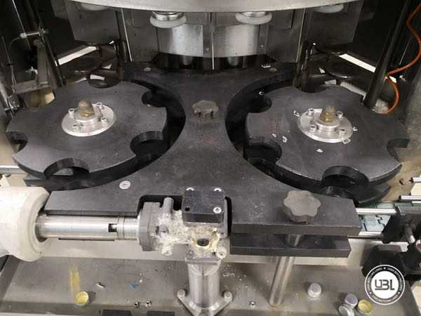 Used Isobaric Complete Glass Line for Sparkling Wine, Still Wine 2500 bph - 12