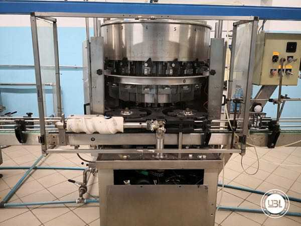 Used Isobaric Complete Glass Line for Sparkling Wine, Still Wine 2500 bph - 13
