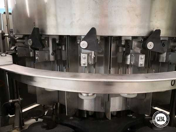 Used Isobaric Complete Glass Line for Sparkling Wine, Still Wine 2500 bph - 14