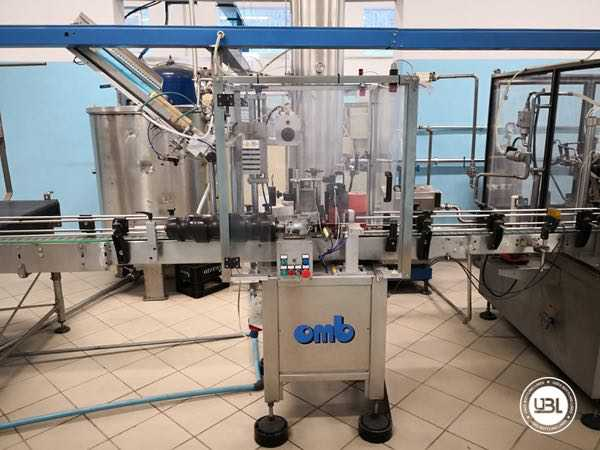 Used Isobaric Complete Glass Line for Sparkling Wine, Still Wine 2500 bph - 22