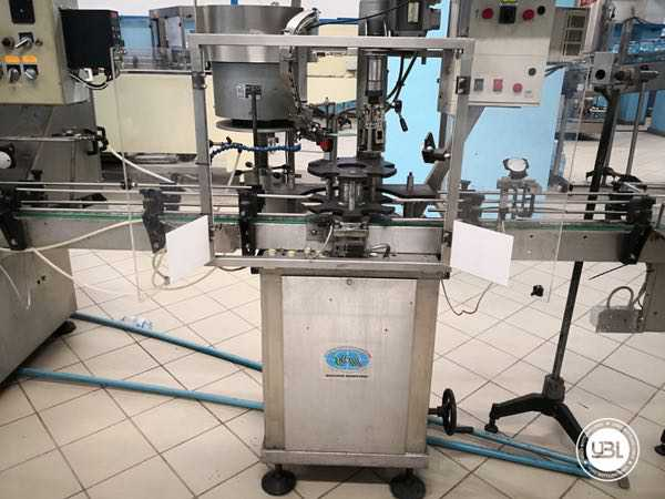 Used Isobaric Complete Glass Line for Sparkling Wine, Still Wine 2500 bph - 3