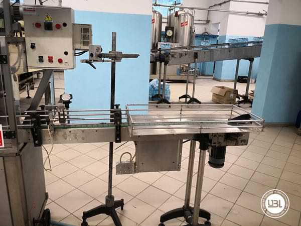 Used Isobaric Complete Glass Line for Sparkling Wine, Still Wine 2500 bph - 4