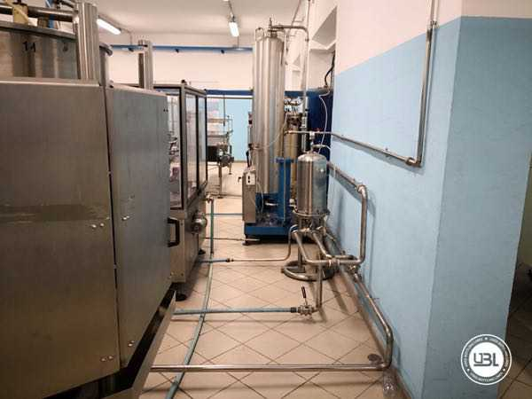 Used Isobaric Complete Glass Line for Sparkling Wine, Still Wine 2500 bph - 5