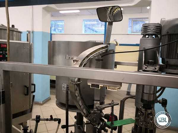 Used Isobaric Complete Glass Line for Sparkling Wine, Still Wine 2500 bph - 7