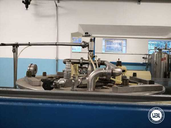 Used Isobaric Complete Glass Line for Sparkling Wine, Still Wine 2500 bph - 8