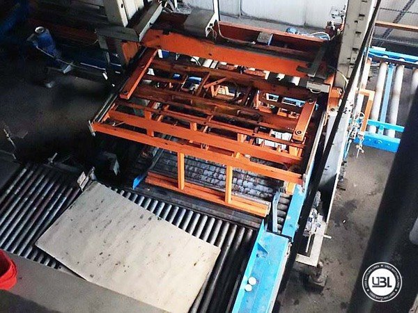 Used Isobaric Complete Glass Line for Sparkling Wine, Still Wine 5000 bph - 1