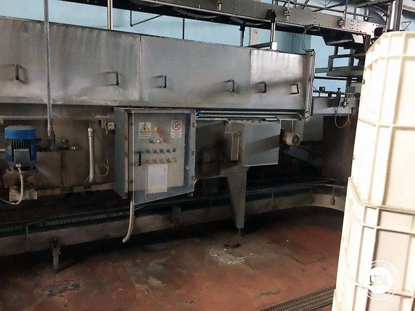 Used Isobaric Complete Glass Line for Sparkling Wine, Still Wine 5000 bph - 11