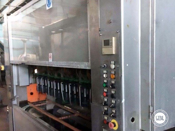 Used Isobaric Complete Glass Line for Sparkling Wine, Still Wine 5000 bph - 12