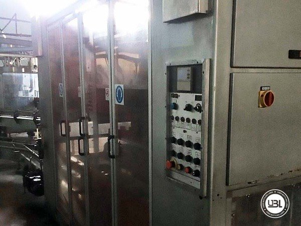 Used Isobaric Complete Glass Line for Sparkling Wine, Still Wine 5000 bph - 13