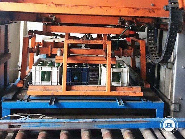 Used Isobaric Complete Glass Line for Sparkling Wine, Still Wine 5000 bph - 14