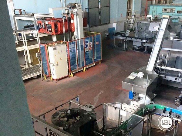 Used Isobaric Complete Glass Line for Sparkling Wine, Still Wine 5000 bph - 18