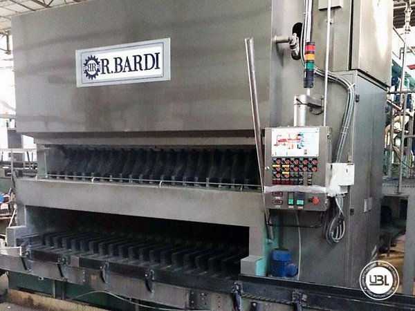 Used Isobaric Complete Glass Line for Sparkling Wine, Still Wine 5000 bph - 2
