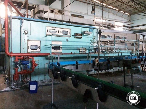 Used Isobaric Complete Glass Line for Sparkling Wine, Still Wine 5000 bph - 4