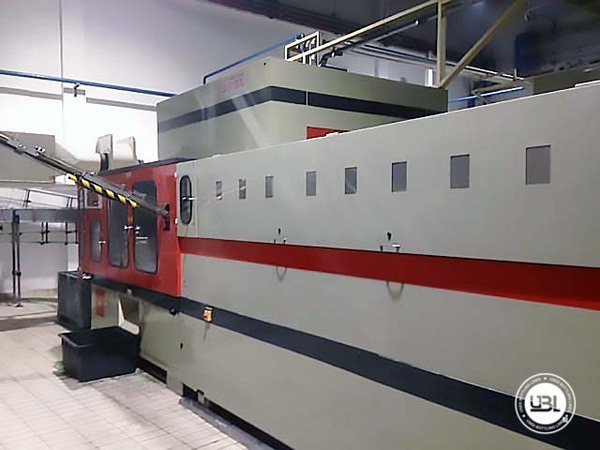 Used Complete PET Line for Water 29000 bph - 2