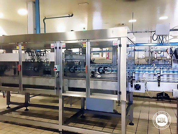 Used Complete PET Line for Water 29000 bph - 4
