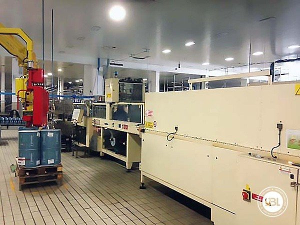 Used Complete PET Line for Water 29000 bph - 5