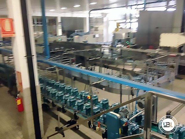 Used Complete PET Line for Water 29000 bph - 6