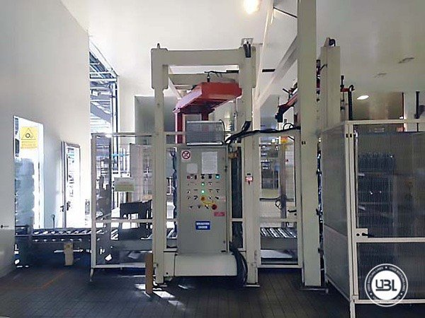 Used Complete PET Line for Water 29000 bph - 9