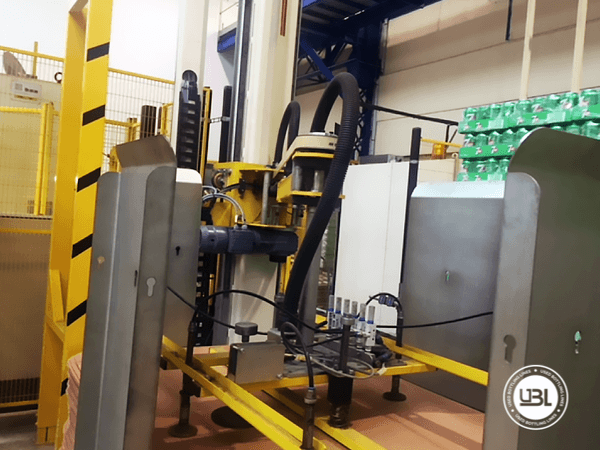 Used Complete Can Line for Juice 38000 bph - 11