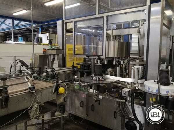 Pet bottling line for water, soft drink 10000 bph