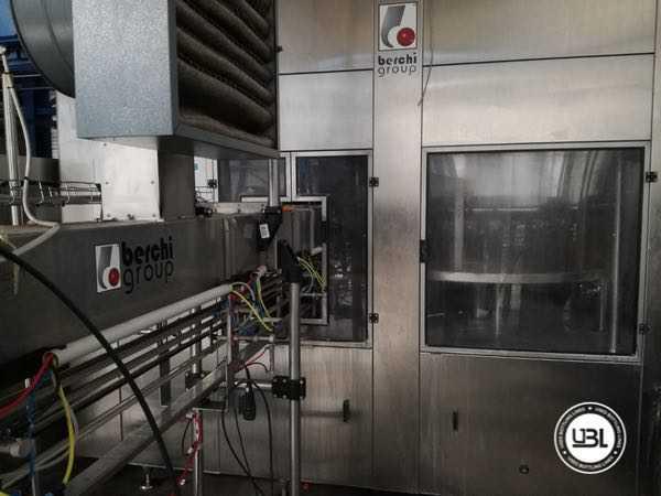 Linha completa de PET para Refrigerantes, Água - 12