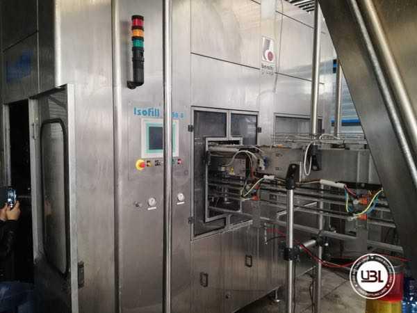 Linha completa de PET para Refrigerantes, Água - 25