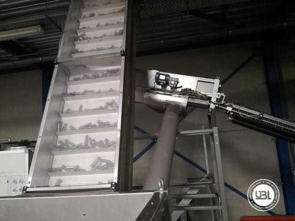 Linha completa de PET para Refrigerantes, Água - 18