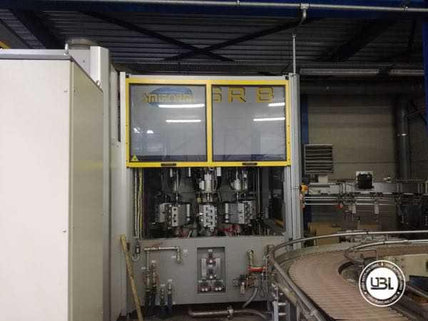 Linha completa de PET para Refrigerantes, Água - 33