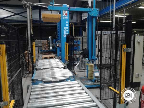 Linha completa de PET para Refrigerantes, Água - 5