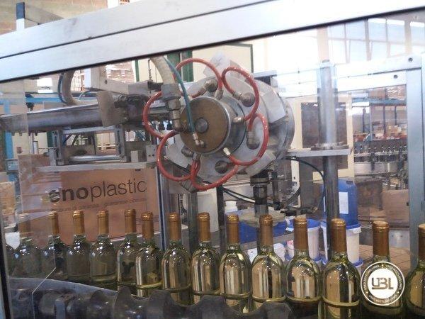 Complete Glass Line for Sparkling Wine, Spumante, Still Wine 10000 bph - 14
