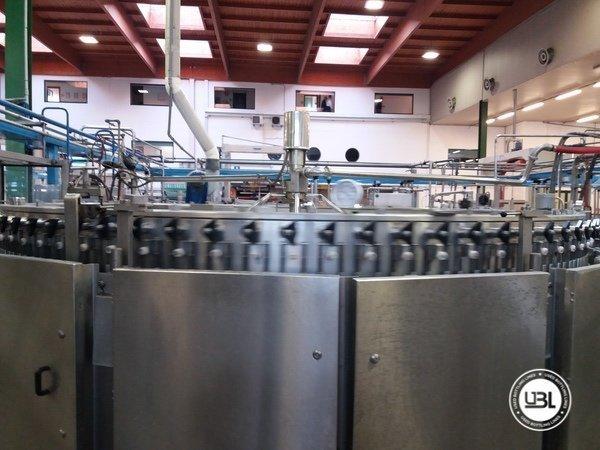 Complete Glass Line for Sparkling Wine, Spumante, Still Wine 10000 bph - 7