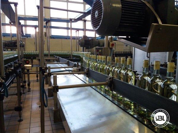 Complete Glass Line for Sparkling Wine, Spumante, Still Wine 10000 bph - 8