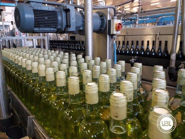 Complete Glass Line for Sparkling Wine, Spumante, Still Wine 10000 bph - 9