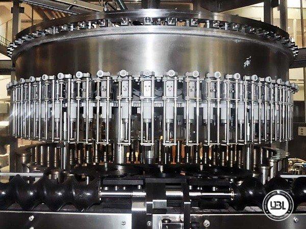 Used Filling Machine MBF 50.70.12.10 17000 bph year 2004 - 4